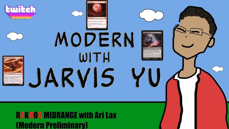 [Modern] - IS Magmatic Channeler BROKEN in RB Midrange Finding out in a Preliminary with Ari Lax