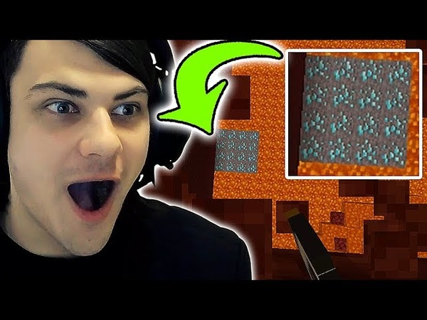 Нашел ЭТО в аду Майнкрафт выживание 17 Lets play Minecraft смешные видео