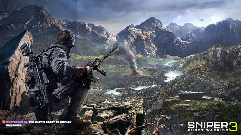 Стреляю в Хед Sniper Ghost Warrior 3