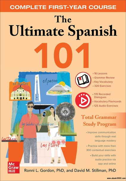 The Ultimate Spanish 101 Complete First-Year Course