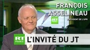 François Asselineau On n'a pas intérêt à sanctionner le Royaume Uni à cause du Brexit