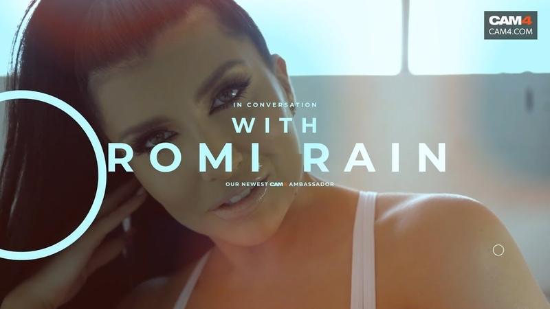 Pornstar Romi Rain Has Something To Tell You...