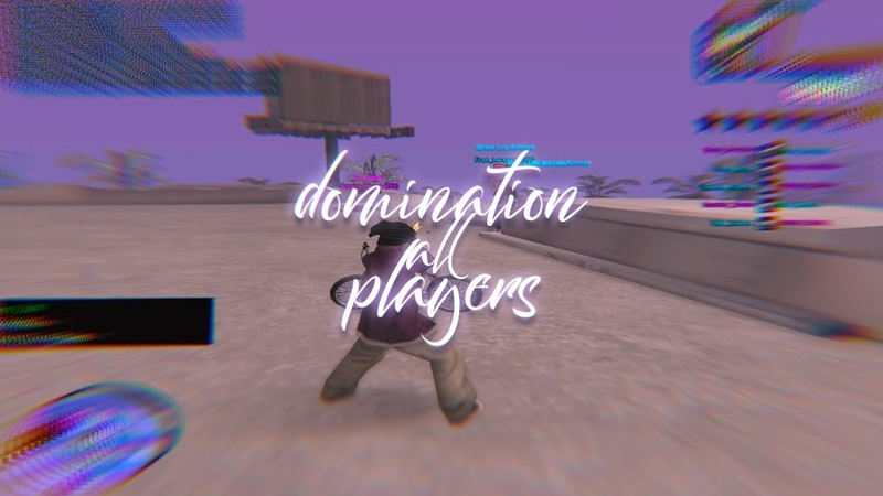 Domination all Players mods in desc