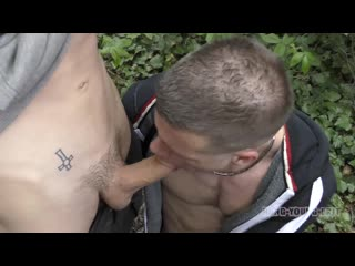 [hung young brit] 3 raw trashy lads horny as fuck and still cruising