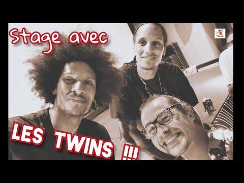 STAGE AVEC LES TWINS à la Réunion