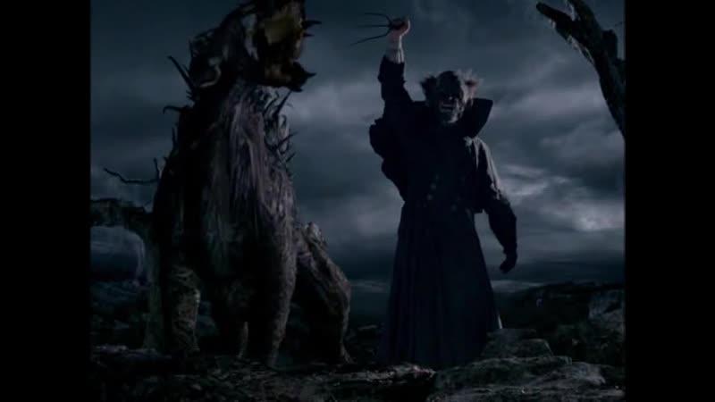 Братство Волка / Le Pacte des loups (телевизионная версия TV [4:3] 143 минуты, 2001) DVDRip