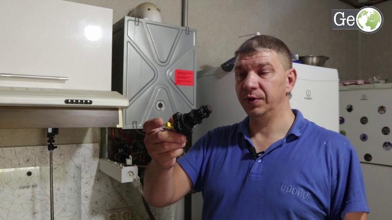 ✅Ремонт котла viessmann vitopend 100 🏥 Лечим трехходовый клапан