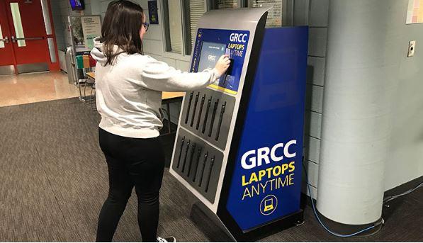 Торговый автомат в кредит