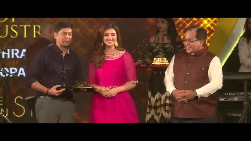 Nakhrali, Bhopal¦Star Of Industry Award by Parineeti Chopra ¦ RAGHANI
