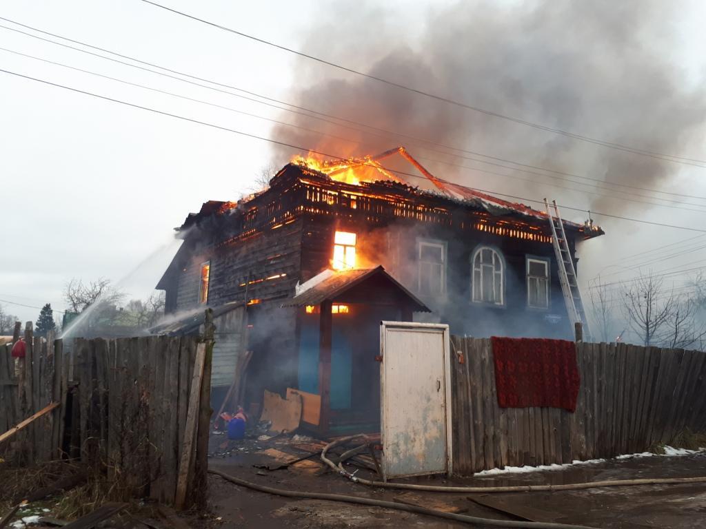 В 2019 году в Кимрах и районе произошло 258 пожаров, на которых погибло 6 человек
