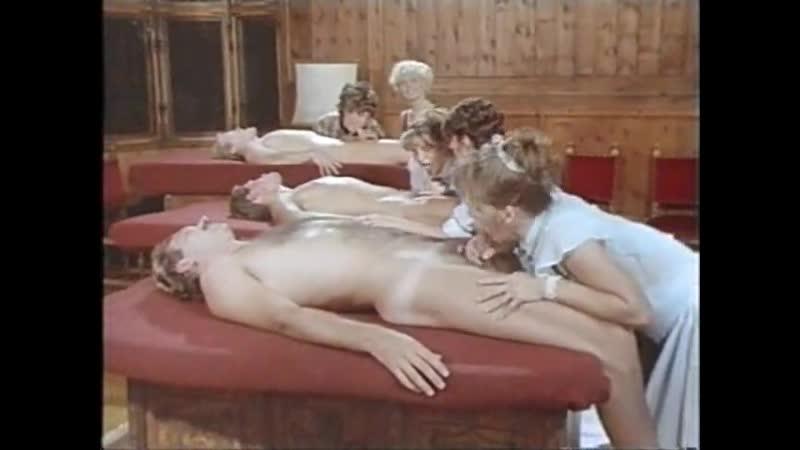 Vintage Porno Movie Austrian School of Love, ретро порно, vhs, оргия, минет, старое