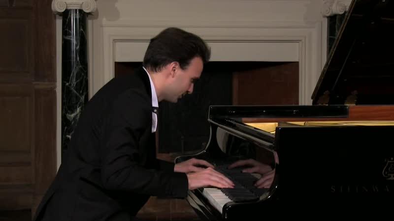 659a J. S. Bach F. Busoni - 659 Bach - Prelude Nun komm, der Heiden Heiland, BWV 659a - Guillaume Vincent, piano