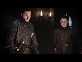 🥂💯🧡😥Game of Thrones season 8 episode 2  HBO TV Show review