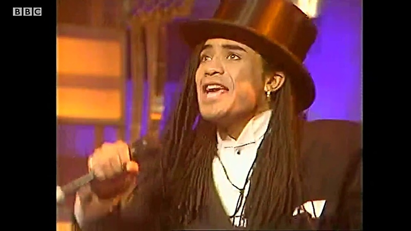 Milli Vanilli - Baby Don't Forget My Number - TOTP - 1989