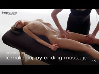 Leona Mia - Female Happy Ending Massage