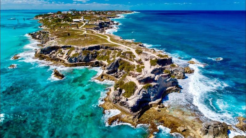 Cancun, Mexico Drone 2018 4K ©