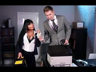 Brazzers mommy got boobs stuck in the copier valentina ricci & danny d, btaw big tits at work