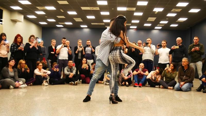 AZZEDINE TERESA Kizmi Milano 2018 Mike Kenli Zay'X Kizomba Remix