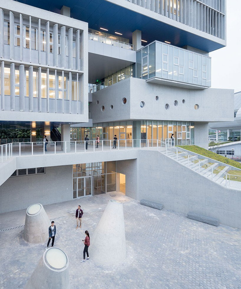 OPEN architecture completes ocean research center in shenzhen, china