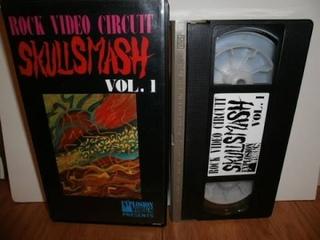 SKULL SMASH Vol.1/JAPANESE THRASH METAL GIG COMPILATION