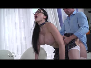 Вагинальный урок французского Aletta Ocean - The French Lesson, Big Tits Boobs Ass, Anal, Teen, Milf Gonzo All Sex Solo Hardcore