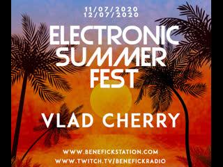 Vlad Cherry - Electronic Summer Fest