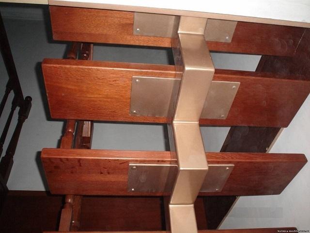 Лестница из профильной трубы своими руками: чертежи и пошаговый монтаж, изображение №12