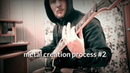 Metal creation process 2 with mercuriall u530 and addictive drums