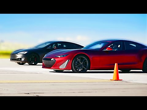 Drako GTE – Faster than Tesla Model S – 1200-HP Electric Luxury Supercar