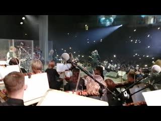 Кипелов с оркестром и вокальной группой рязанского камерного хора