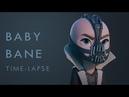 Zbrush Blender Time-lapse - Baby Bane