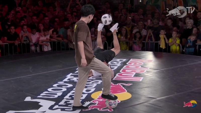 Ko Suke vs Boyka Semi Final RBSS 2019 🏆⚽️