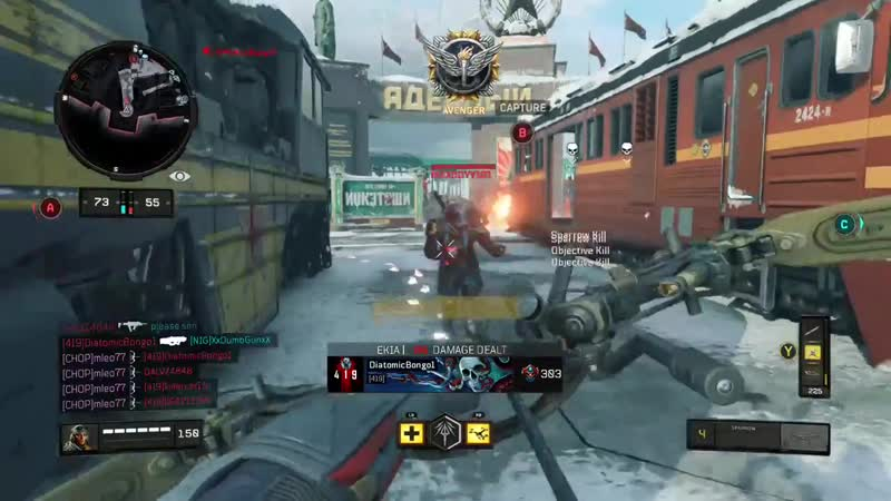 If only Outrider could get POTGs. Black Ops 4