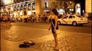 2012馬德里太陽門廣場Puerta del Sol街頭藝人表演:小丑
