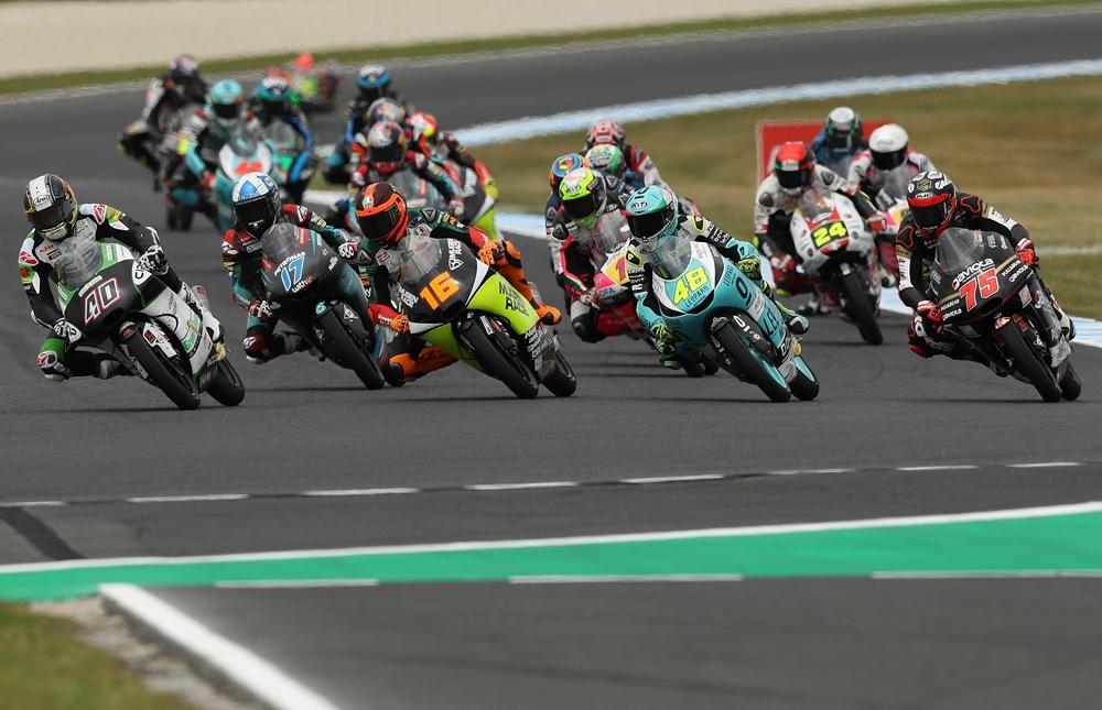Результаты Гран При Австралии 2019 в категории Moto3