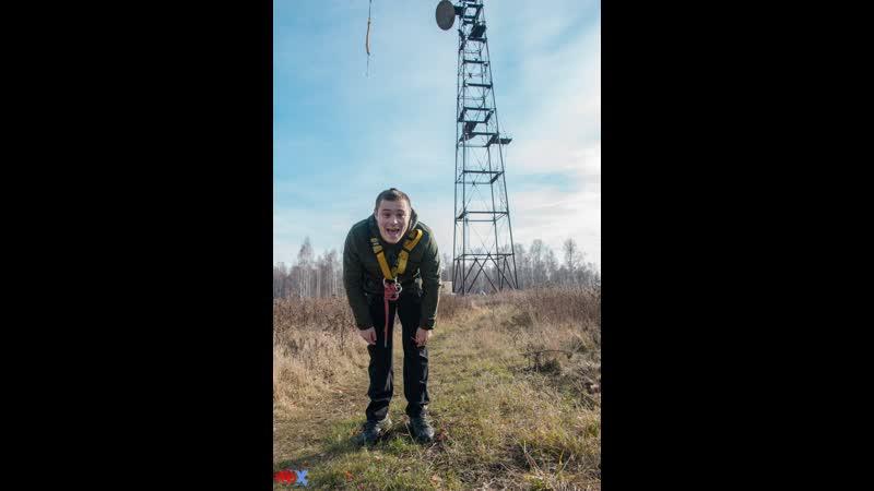 Aduard Kh. прыжок FreeFallProX команда ProX74 объект AT53 Chelyabinsk 2019 1 jump RopeJumping