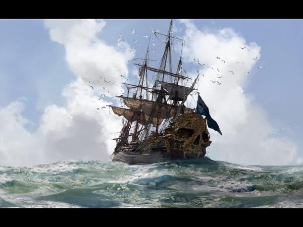 🔝 ХуДоЖнИкИ Морской пейзаж маслом Парусник Онлайн трансляция Александр Григорьев