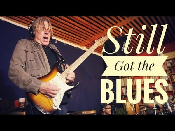 Martin Miller Andy Timmons - Still Got the Blues (Gary Moore Cover) - Live in Studio (2018)