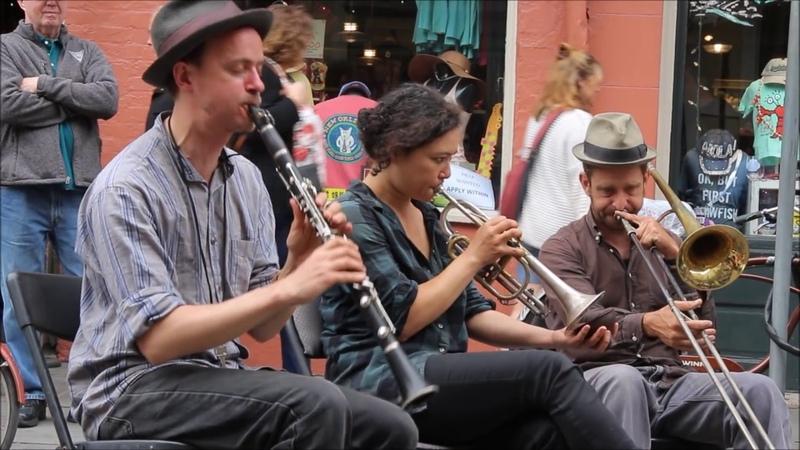 Tuba Skinny - Jubilee Stomp - Royal Street II 2018
