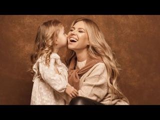 Рита Дакота показала как прошла совместная фотосессия с дочкой Мией