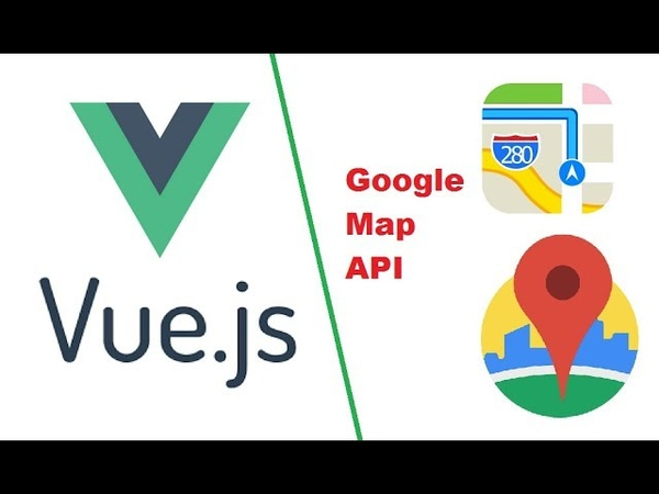 Vuejs google map api