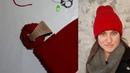 Вяжем модную шапку на осень-зима ! Шапка тыковка спицами. Подробный МАСТЕР КЛАСС.