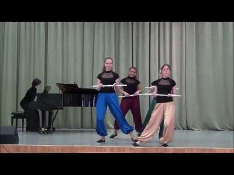 E Magalif FANTOMAS Pan Flute Ensemble Moscow