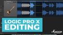 Audio Editing Tools in Logic Pro X (Tutorial)