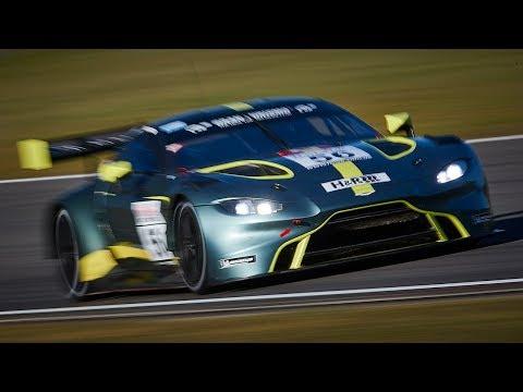 Oschersleben @ 10 й этап VRC GT3 2020 Aston Martin Vantage GT3 rFactor 2