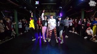 [SX3] J-hope - Chicken Noodle Soup dance cover by Seven [K-pop cover battle ★  ()]