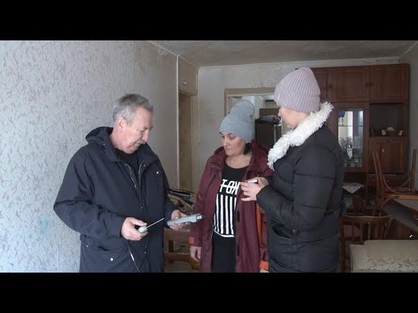 Вырвались из ледяного плена. Житель дома №4 в Малой Дубне добились справедливости от коммунальщиков