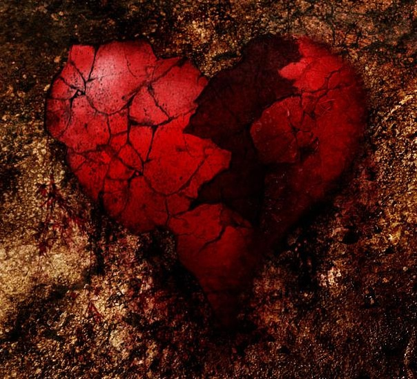 Разрыв сердце картинки