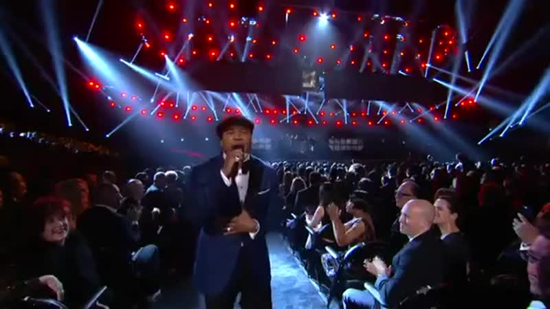 Вспомнить Всё Yuri from Moscow AC DC Rock Or Bust and Highway To Hell Grammy Live 2015