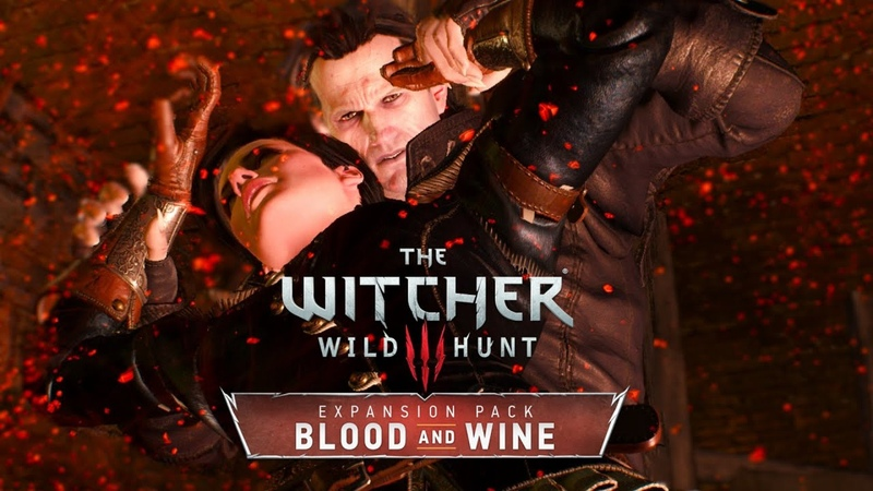 The Witcher 3 Blood and Wine Dettlaff Tribute